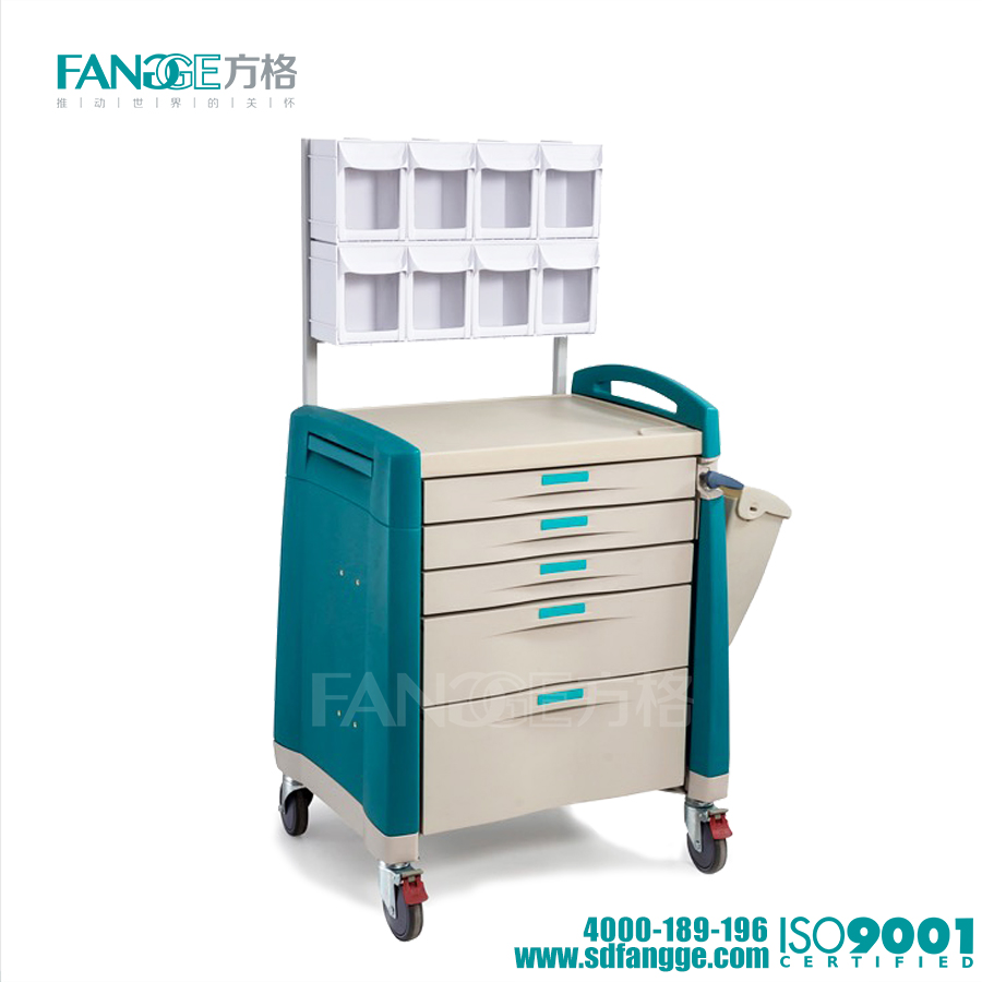 Hospital Anesthesia Trolley
